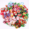Summer Beautiful Pet Puppy Dog Cat Bow Ties Adjustable Dog Ties for S,M Dogs