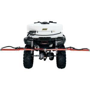 """Moose Utility 100"""" Folding Five Nozzle Boom Spot Sprayer Kit Offroad ATV UTV"""