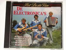 De Electronica's - CD - Het Beste Van - Telstar TCD 100.703-2