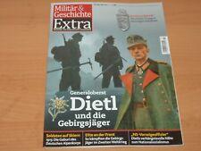 """Militär & Geschichte Extra Sonderheft 7 aus 2018""""Generaloberst Dietl"""" NEUWERTIG!"""
