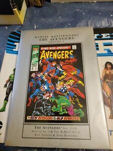 Avengers Volume 6 Marvel Masterworks HC