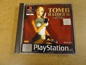 PLAYSTATION GAME / TOMB RAIDER II