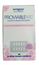 Nutramax Proviable-DC Probiotic Digestive Support for Dogs & Cats 80 Capsules