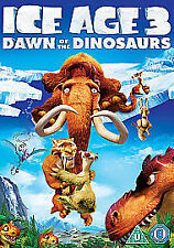 Ice Age 3 - Dawn Of The Dinosaurs (DVD, 2012)  Brand new and sealed dvd