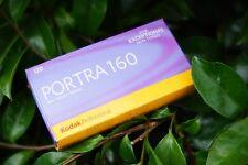 *NEW* 5 rolls of Kodak Portra 160 120 films *AU FREE POST*
