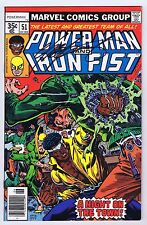 Power Man & Iron fist #51 Signed by Chris Claremont w/COA 1978 VF-VF Marvel PWC
