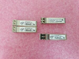 LOT of Intel Finisar 10G SFP+ Transceiver Module FTLX8571D3BC