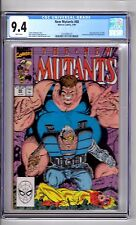 New Mutants #88 CGC 9.4 W/P' 2nd App..Cable..Freedom Force!Liefeld/McFarlane C&A