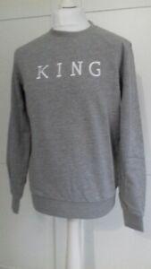 4XL XL NEW S King Apparel Clapton T-shirt Black 3XL