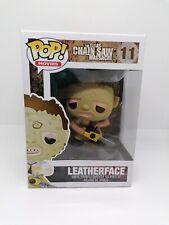 Funko Pop Vinyl-Leatherface - 11-el Texas Chainsaw Masacre