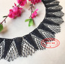 1 Yard, Crochet Lace Trim Ribbon Wedding Applique Dress Sewing Decor Craft FL309
