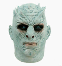Game of Thrones Night King Mask Deluxe Latex Full Head Halloween Movie Mask