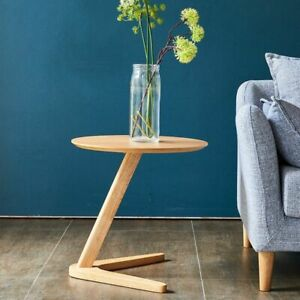 Side Round Table Minimalist Small Desk For Living Room Bedside Home