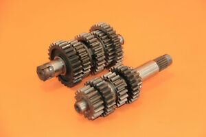 1995 94-98 KX250 KX 250 OEM Transmission Gears Main Counter Shaft Gearbox Set