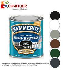 Hammerite Metallschutzlack matt 250ml NEU Metallschutz 0,25l Schutzlack Metall
