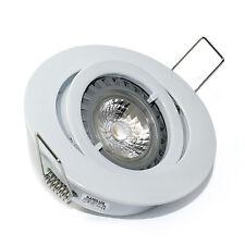 Strahler Einbauleuchte Spot Bajo 230V Downlight & GU10 Fassung ohne Leuchtmittel