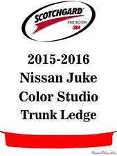 3M Scotchgard Paint Protection Film Clear Bra Fits 2016 Nissan Juke Color Studio