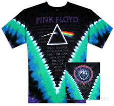 Pink Floyd - Dark Side V-Dye Apparel T-Shirt M - Tie Dye