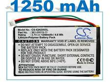 Lot of 2 Batteries fo Garmin Nuvi 255, 255T, 255W, 255WT, 260, 260w, 260WT,265WT