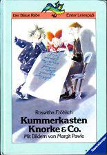 Fröhlich, Roswitha – Kummerkasten Knorke & Co. – Der blaue Rabe, erster Lesespaß