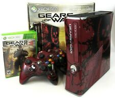 Microsoft Limited Edition 320GB Xbox 360 Gears Of War 3 Console Bundle With Box