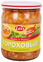 """Suppe """"Erbsen mit Becon"""" Суп """"Гороховый с беконом"""" Русская кухня"""