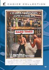 HARD TIMES (Charles Bronson) Region Free DVD - Sealed