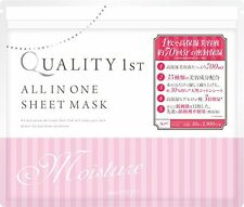 Quality First All-in-one sheet Mask Moist 50 sheets Japan