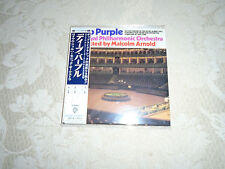 Deep Purple Concerto for Group and Orchestra Japan Mini Lp Cd Still Sealed