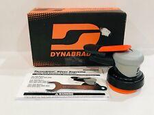 """Dynabrade 3""""-Inch Non-Vacuum Dynorbital Silver Supreme Random Orbital Sander"""