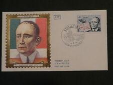 physics physicist radio Marconi Nobel prize FDC Monaco 42107