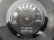 """ROLLING STONES-LITTLE RED ROOSTER--DECCA AT F.15040 """"EXPORT""""  BEAT GARAGE VG++"""