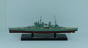 Battleship HMS Prince of Wales 1:1250 Atlas Editions brand new/boxed Ref: 134103