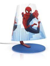 Philips e Disney Spiderman Lampada da tavolo LED 3w