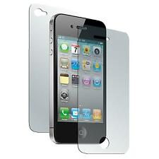 6 x Apple iPhone 4S Pellicola Protettiva antiriflesso Fullbody
