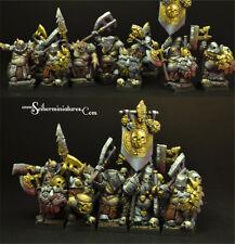 Riff Raff Evil Dwarves 10 miniatures (10) - Scibor Miniatures