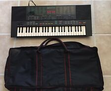 Yamaha Portasound PSS-480 Keyboard with Midi & Gig Bag