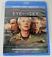 Eye in the Sky Blu-ray + DVD + Digital HD NEW Bluray