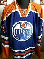 Edmonton Oilers Nail Yakupov Authentic On Ice jersey BNWT NHL