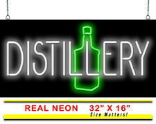 "Distillery Neon Sign | Jantec |32"" x 16"" 