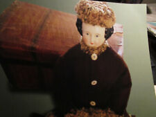 10pg Amy Fiske Doll History Article / STORY OF / Fish