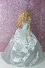 BARBIE POUPÉE DOLL HAPPY HOLIDAY 25TH ANNIVERSARY 2013 NOEL CHRISTMAS N° X8271