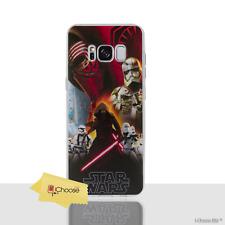 Star Wars Funda/Samsung Galaxy S6 Edge (G925) / Gel de Silicona / First Order