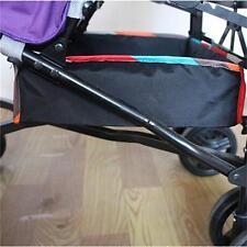 1pc Hotsale Baby Infant Pram Bottom Basket Storage Bag for Kids Stroller Buggy S