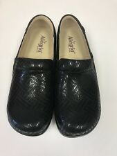 Alegria PG Lite Clogs Women's Shoes Keli Black Dazzler Size 40