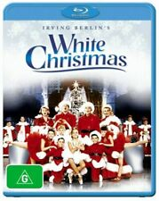 WHITE CHRISTMAS  [Blu Ray]  Like New Condition - Fast Postage