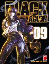 PM3827 - Planet Manga - Black Lagoon 9 - Ristampa - Nuovo !!!