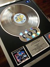 UB40 LABOUR OF LOVE LP MULTI PLATINUM DISC RECORD AWARD ALBUM