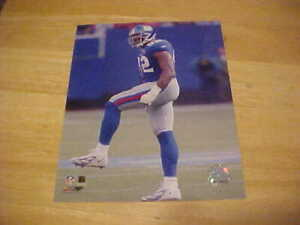 Michael Strahan New York Giants Glossy Licensed 8X10 Photo FREE SHIPING 3/more