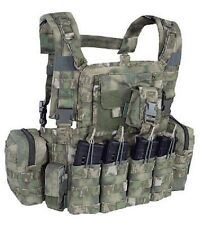 A-TACS FG Warrior Assault System 901 Chest Rig Army Military Combat Vest Weste